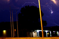 Lightning in Glen Allen 8-1-2011