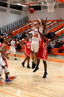 Dinwiddie vs Monacan JV and Varsity Boys Basketball 11-28-2016