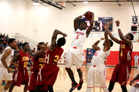 Dinwiddie vs Petersburg Boys Basketball 12-16-2014