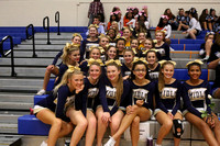 Midlothian at 2015 4A East Regional Cheer