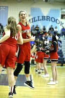 Millbrook vs Sherando Girls Basketball