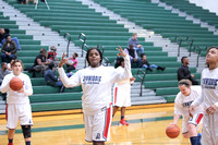 Dinwiddie vs Jamestown Girls Basketball