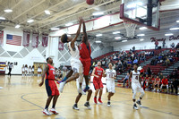 Dinwiddie vs Thomas Dale Boys Basketball 1-27-2017