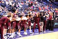 Fordham Celebrates 2014 A-10 Women's Basketball Championship