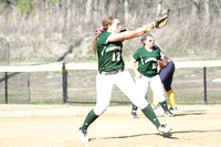 Richard Bland vs Wake Technical Women's Softball
