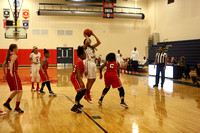 Dinwiddie vs Matoaca Girls Basketball 1-19-2017