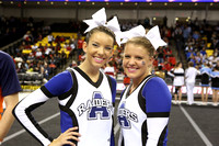 Atlee State Cheering Championship 11-8-2014