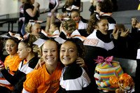 Brentsville State Cheering Championship 11-8-2014