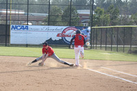 Dinwiddie vs Colonial Heights Baseball 4-2-2015