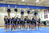 2014 5A South Cheering Championships