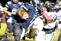 Dinwiddie vs Meadowbrook Football 11-8-2013